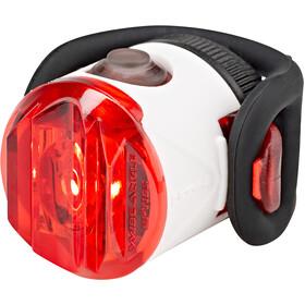 Lezyne Femto Drive Faretto posteriore a LED, bianco/nero